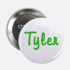 Tyler Glitter Gel Button