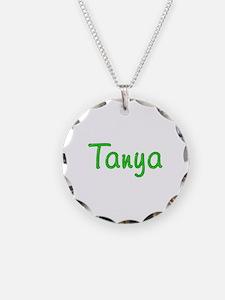 Tanya Glitter Gel Necklace