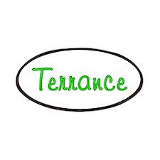 Terrance Glitter Gel Patch