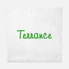 Terrance Glitter Gel Queen Duvet