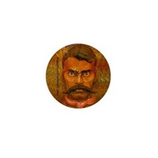 Emiliano Zapata Mexican Revolution Mini Button