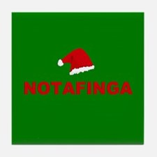Notafinga Tile Coaster