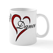 I Love Dance Mug