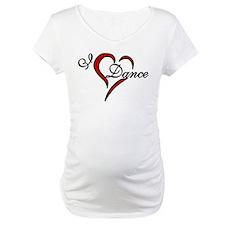 I Love Dance Shirt