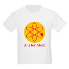 A is for Atom T-Shirt