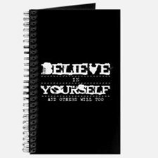 Believe in Yourself V2 Journal