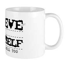 Believe in Yourself V2 Small Mug