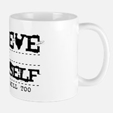 Believe in Yourself V2 Small Small Mug