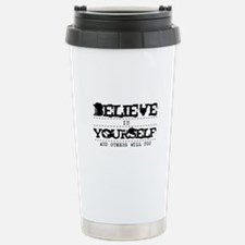 Believe in Yourself V2 Stainless Steel Travel Mug