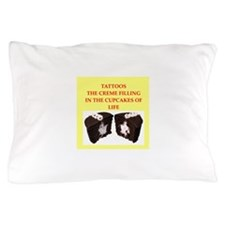 tattoo Pillow Case