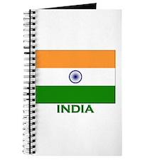 India Flag Gear Journal