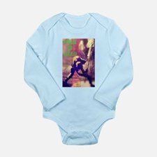Punk is Dead Long Sleeve Infant Bodysuit