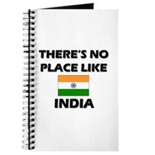 There Is No Place Like India Journal