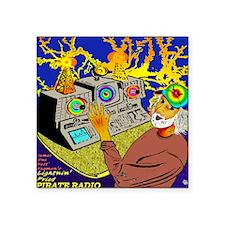 Lightnin' Fried PIRATE RADIO Crescent City, CA Squ