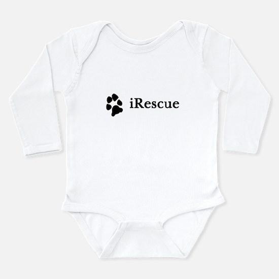 iRescue Long Sleeve Infant Bodysuit