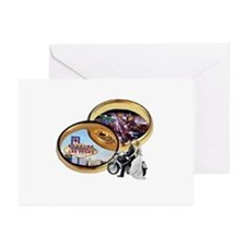 Wedding In Las Vegas Greeting Cards (Pk of 20)