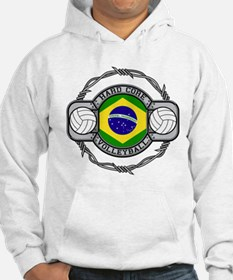 Brazil Volleyball Hoodie