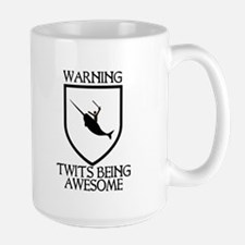 Twits Being Awesome Mug