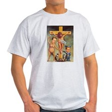 Cameron Clegg: Crucifying the NHS T-Shirt