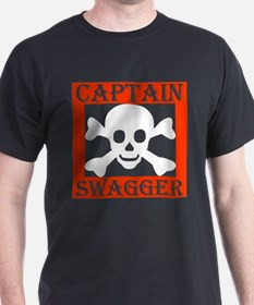 Captain Swagger T-Shirt