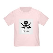 Pirate T, pink