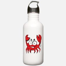 Dont Be Crabby Water Bottle