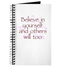Believe in Yourself V1 Journal
