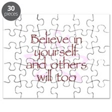 Believe in Yourself V1 Puzzle