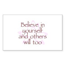 Believe in Yourself V1 Decal