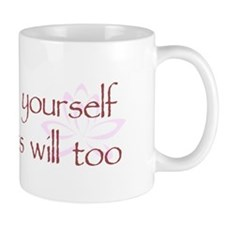 Believe in Yourself V1 Small Mug
