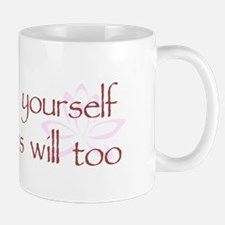 Believe in Yourself V1 Small Small Mug