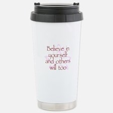 Believe in Yourself V1 Thermos Mug