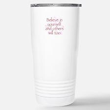 Believe in Yourself V1 Travel Mug