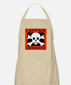 Captain Swagger BBQ Apron
