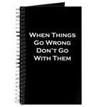 When Things Go Wrong Journal