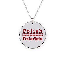 Polish Dziadzia Eagles Necklace