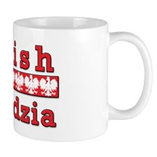 Polish Dziadzia Eagles Mug