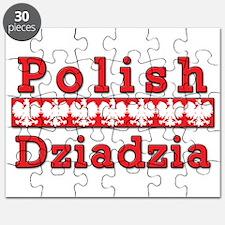 Polish Dziadzia Eagles Puzzle