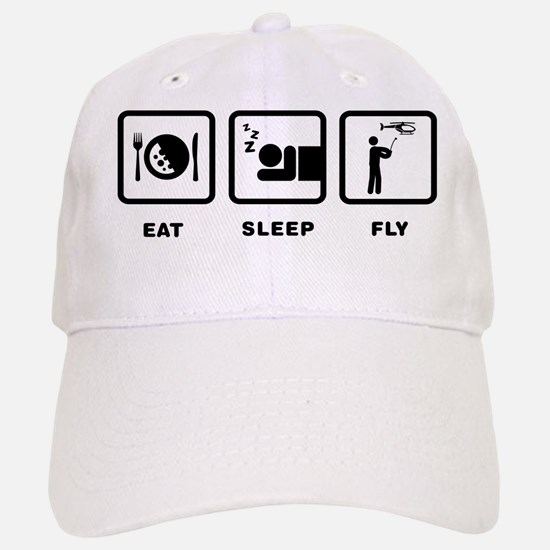 RC Helicopter Cap