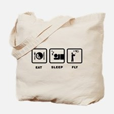 RC Helicopter Tote Bag
