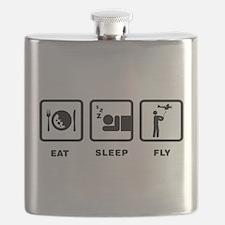 RC Airplane Flask