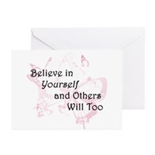 Believe in Yourself Greeting Cards (Pk of 10)