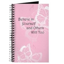 Believe in Yourself Journal