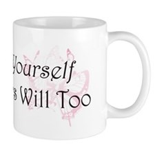 Believe in Yourself Small Mug