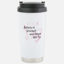 Believe in Yourself Thermos Mug