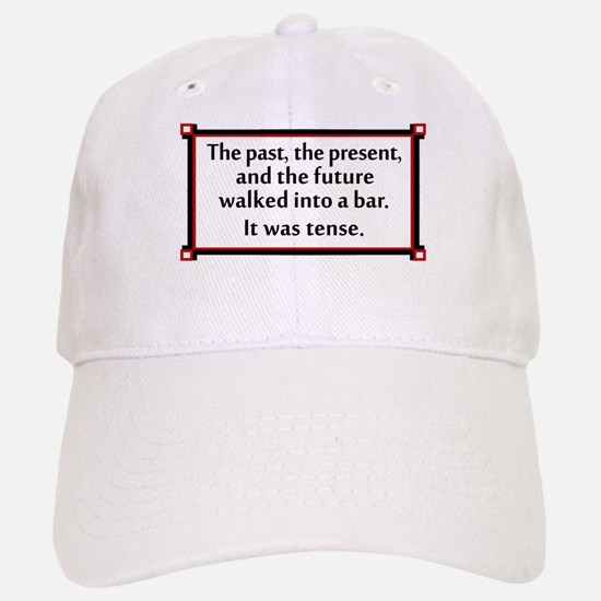 The past, the present, and the future... Baseball Baseball Cap