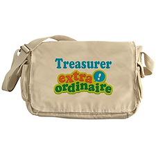 Treasurer Extraordinaire Messenger Bag