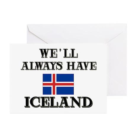 Viva Iceland Greeting Cards (Pk of 10)