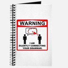 Warning: I am silently correcting your grammar. Jo