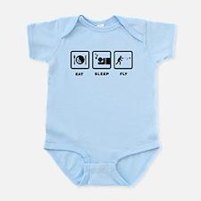 Paper Airplane Infant Bodysuit